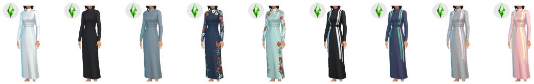 Original Belted Dress