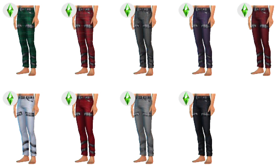 Original Strap Pants - Levi's