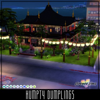 Humpty Dumplings Asian Restaurant
