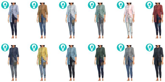 Original Shirt Outfit Eco Lifestyle
