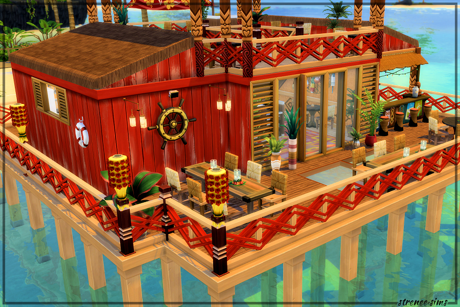 The Angry Anchovy Restaurant view 3