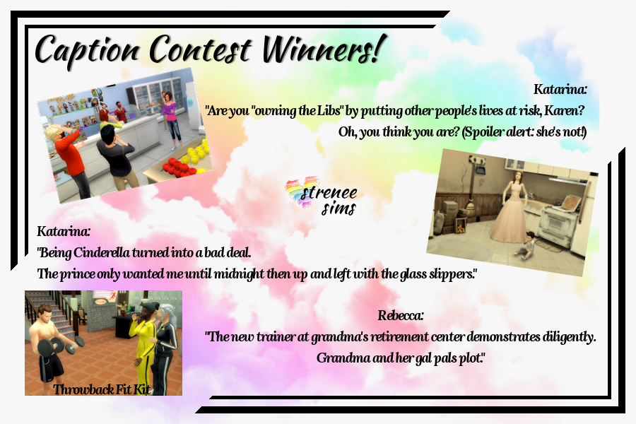 Caption Contest Winner - 4.1.2021