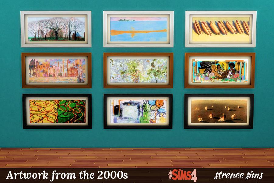 BG Art 2000s Landscapes