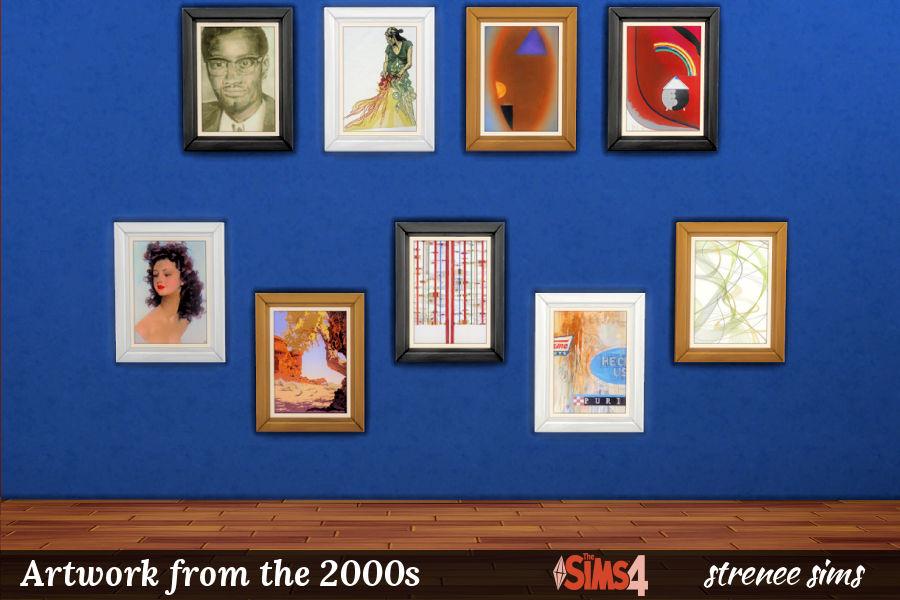 BG Art 2000s Portraits