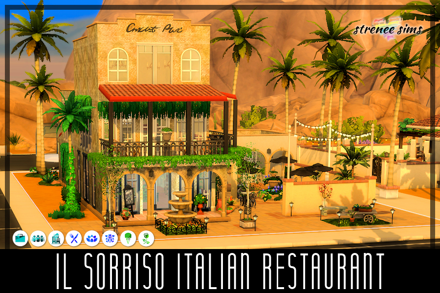 """Il Sorriso Italian Restaurant 