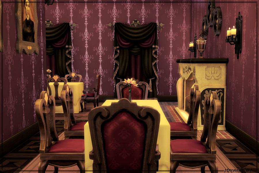 Prescott Manor Banquet Room
