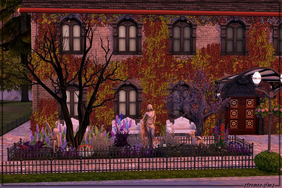 Prescott Manor Garden