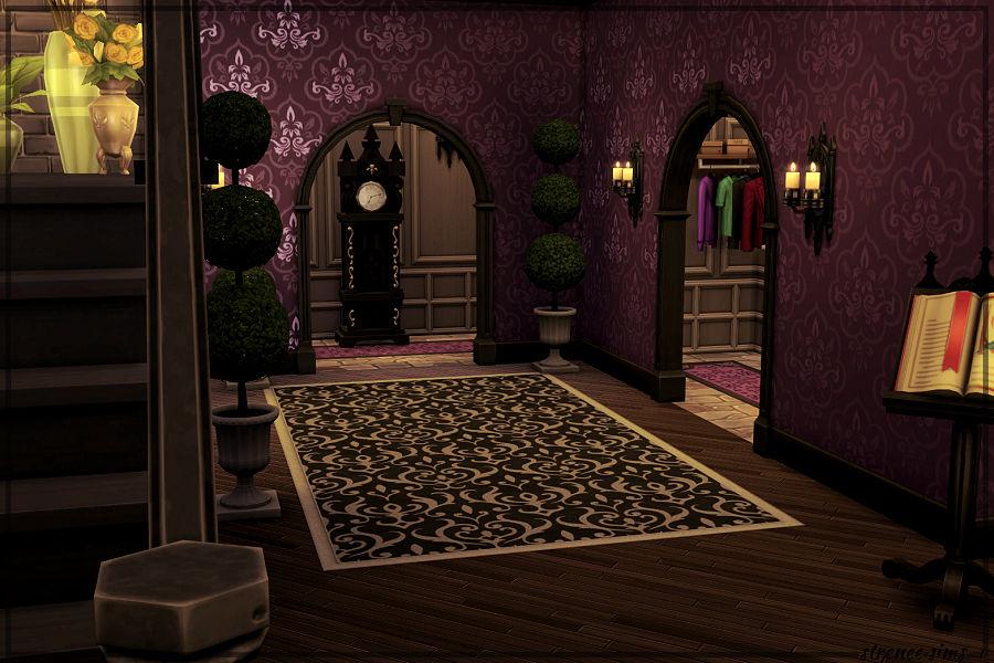 Prescott Manor Hallway