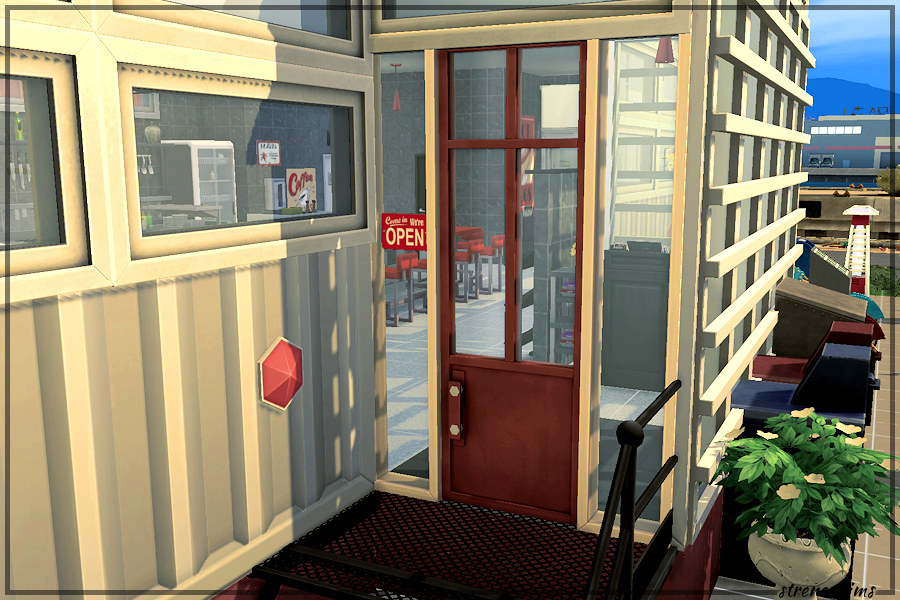 Restaurant Menu & Signs Collection | Dozens of signs to use with restaurant and diner builds #ts4 #sims4 #sims4cc | www.streneesims.com