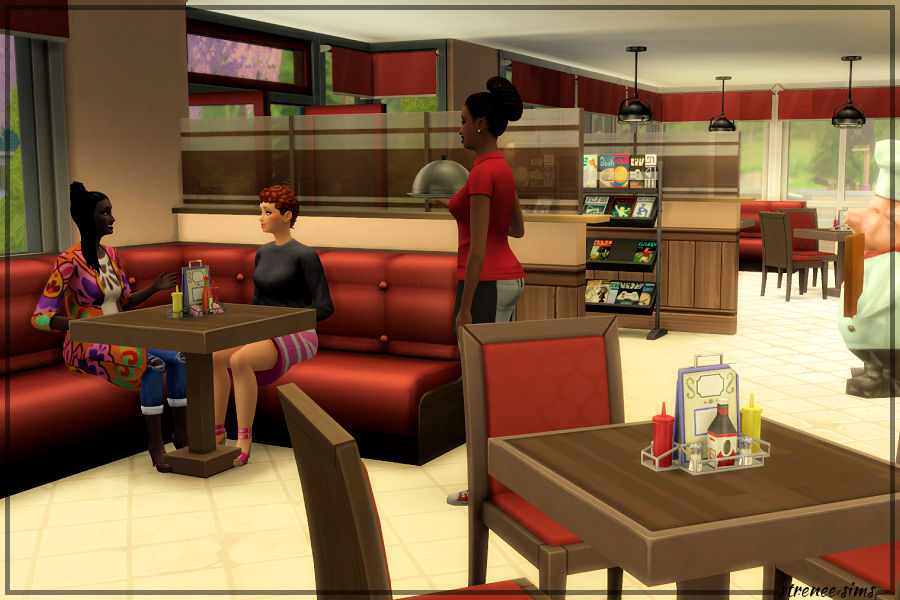 VIPs Diner Dining Area view 2