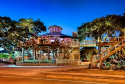 Norwood's Restaurant & Treehouse Bar - Inspsiration for Tree Top Bar & Grill