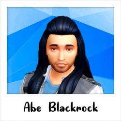 Abe Blackrock - NPC - Weirdo - Set 2