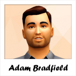 Adam Bradfield - Base Game Service Sims: Mail Person