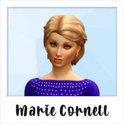 CL- Marie Cornell - NPC - Vendor