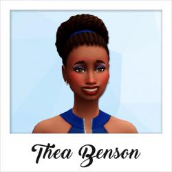 CL - Thea Benson - NPC - Vendor