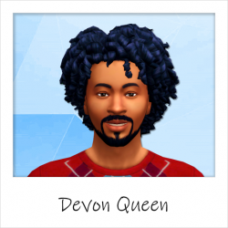 Devon Queen - NPC - City Repairman