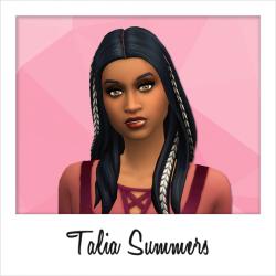 ECO - Talia Summers - NPC - Vendors