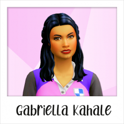 IL - Gabriella Kahale - NPC - Vendors