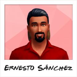 JA- Ernesto Sanchez - NPC - Vendor