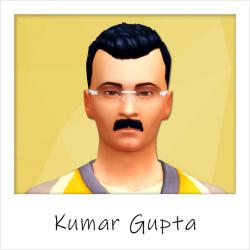 Kumar Gupta - NPC - Landlord