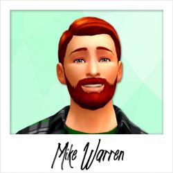 Mike Warren - Base Game Service Sims: Gardener