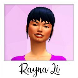Rayna Li - Base Game Service Sims: Pizza Specialist