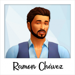 Ramon Chavez - Base Game Service Sims: Gym Trainer