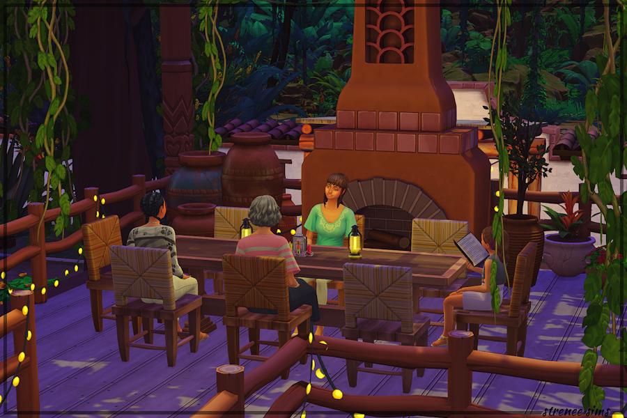 Tree Top Bar & Grill - Banquet Room