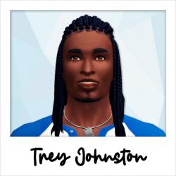 Trey Johnston - Base Game Service Sims: Gym Trainer
