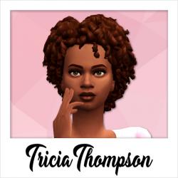 Tricia Thompson - Base Game Service Sims: Nanny