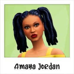 UNI - Amaya Jordan - NPC - Vendor